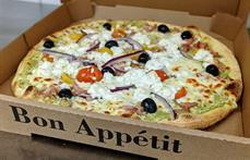 Pizzeria Gusto Pizza