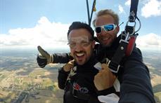 Tandemotion parachutisme