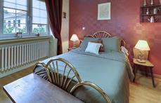 Chambre d'hôtes Colverts et vert tapis