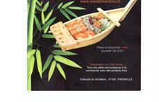 Wasabi bambou