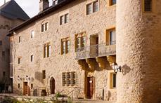 Rémi VILLAGI Château de Malbrouck Le Département de la Moselle