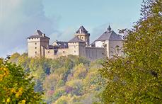 Rémi Villagi, Château de Malbrouck, Le Département de la Moselle © tous droits