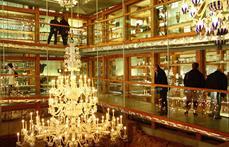 La Grande Place musée du cristal Saint Louis