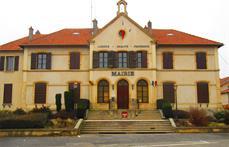 «Mairie Augny» par Aimelaime — Travail personnel.