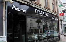 Facebook Pizza Pat