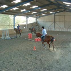 Ecole d'équitation de Loisey