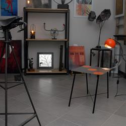 Dans l'atelier Jacques DROUX