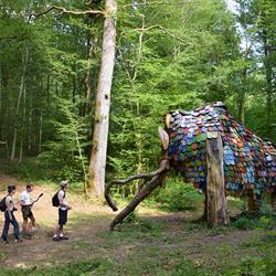 Marina Le Gall, Hannibal. Vent des Forêts 2016. ©VdF