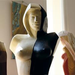 Plum Azur Gallery and Henri Patrick Stein's work