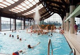Piscine olympique de forbach for Piscine olympique nice