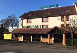 Restaurant Brit Hotel
