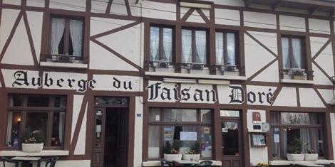 image - HOTEL RESTAURANT AUBERGE DU FAISAN DORE