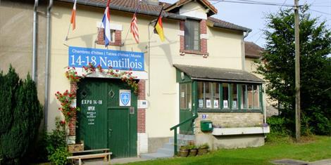 image - CHAMBRES D'HOTES 14-18 NANTILLOIS