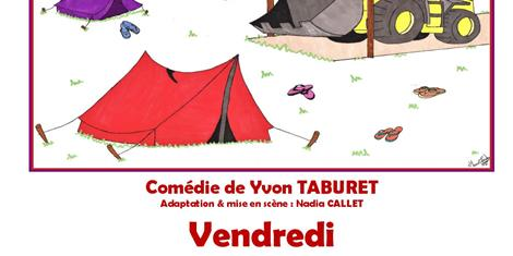 image - THÉÂTRE - 'MER BELLE DEVENANT AGITÉE'