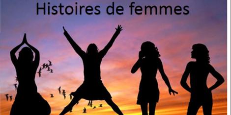 image - JOURNÉE MONDIALE DU CONTE - HISTOIRES DE FEMMES