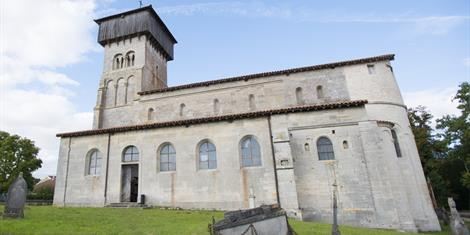 image - VISITES GUIDEES EGLISE FORTIFIEE DE DUGNY
