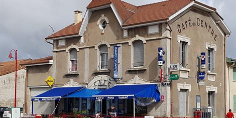 image - RESTAURANT CAFE DU CENTRE