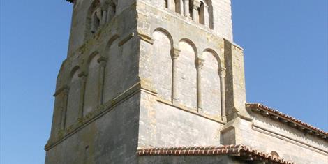 image - JOURNEES DU PATRIMOINE  : VISITES GUIDEES EGLISE