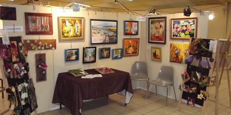 image - 23ÈME SALON DES ARTISTES AMATEURS
