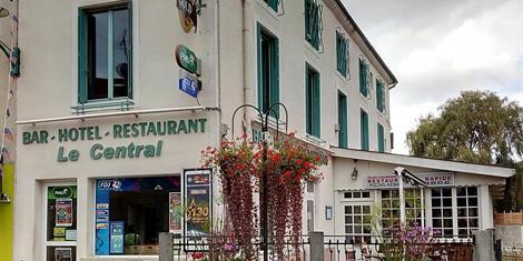 image - HOTEL RESTAURANT LE CENTRAL