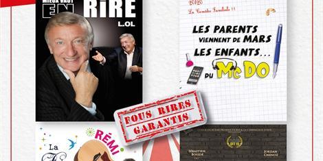 image - LE WEEK-END DU RIRE