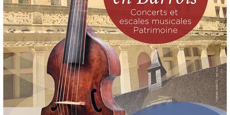 image - MUSICALES EN BARROIS