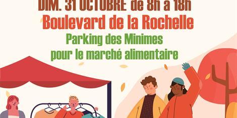 image - GRAND MARCHÉ D'AUTOMNE