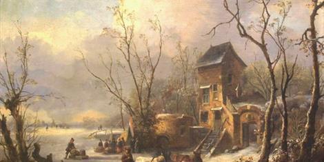 image - MUSÉE BARROIS EN FAMILLE 'LES SAISONS : L'HIVER'