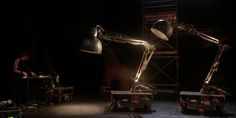 image - SPECTACLE 'LE BALLET DES ARCHITECTES'