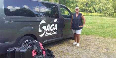 image - SAGA EVASION