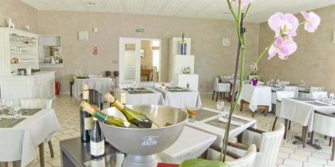 image - HOTEL RESTAURANT ORCHIDEES