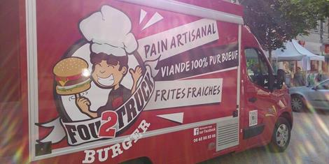 image - FOU 2 TRUCK BURGER
