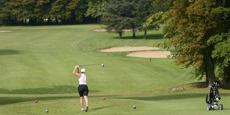 image - WEEK-END GOLF EN MEUSE
