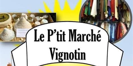 image - LE P'TIT MARCHÉ VIGNOTIN