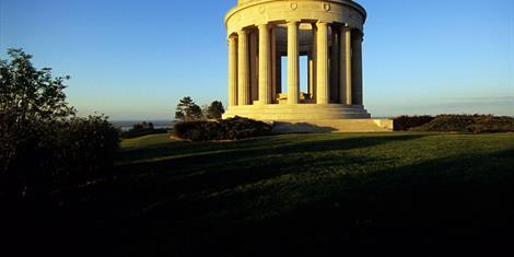 image - MEMORIAL AMERICAIN DE LA BUTTE DE MONTSEC