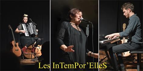 image - CAFE-CONCERT : LES INTEMPORELLES
