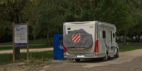 image - AIRE DE SERVICES CAMPING-CAR DU LAC DE MADINE - HEUDICOURT