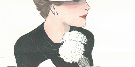 image - EXPOSITION 'UNE ÉLÉGANTE À NEW YORK DANS LES ANNÉES 1930'