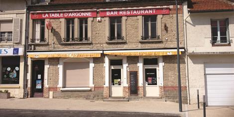 image - RESTAURANT LA TABLE D'ARGONNE