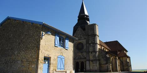 image - VISITE GUIDEE DE L'EGLISE SAINT DIDIER