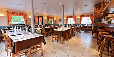 image - RESTAURANT HOTEL LA CLOCHE D'OR