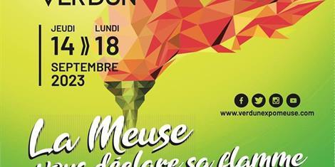 image - FOIRE NATIONALE - VERDUN EXPO MEUSE