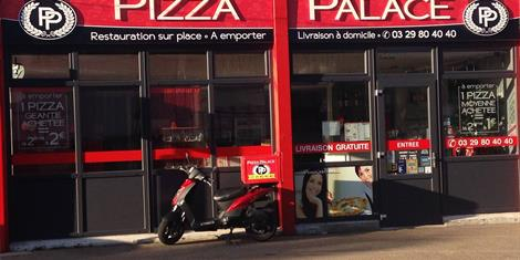 image - PIZZERIA PIZZA PALACE