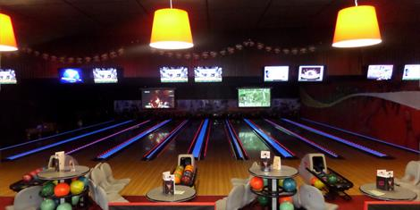 image - CITY BOWL - BAR / BOWLING & LASER GAME