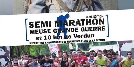 image - SEMI MARATHON MEUSE GRANDE GUERRE