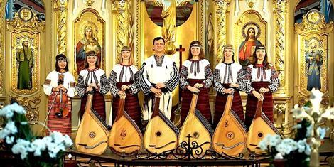 image - CONCERT  LES CORDES ET VOIX MAGIQUES D'UKRAINE