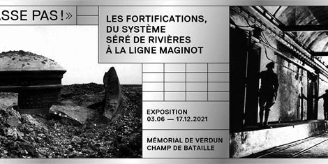 image - EXPOSITION |« ON NE PASSE PAS ! » LES FORTIFICATIONS, DU SYSTÈME SÉRÉ DE RIVIÈRES À LA LIGNE MAGINOT