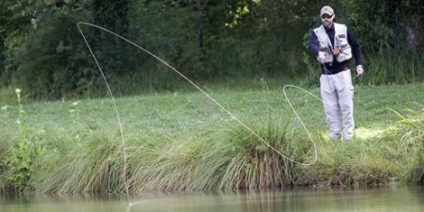 image - FLY FISHING DOMAINE DE SOMMEDIEUE