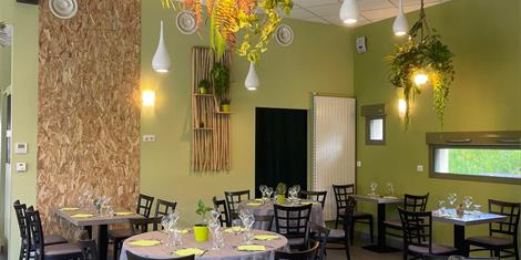 image - RESTAURANT MINI-GOLF O CLUB GOURMAND