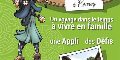 image - ESCAPE GAME 'LES ENQUÊTES D'ANNE MÉSIA